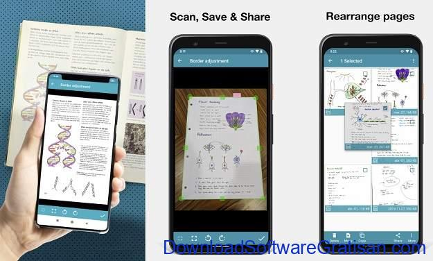 10 Aplikasi Scanner Android Terbaik - Notebloc