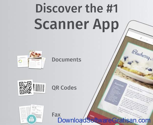 10 Aplikasi Scanner Android Terbaik - ScanPro