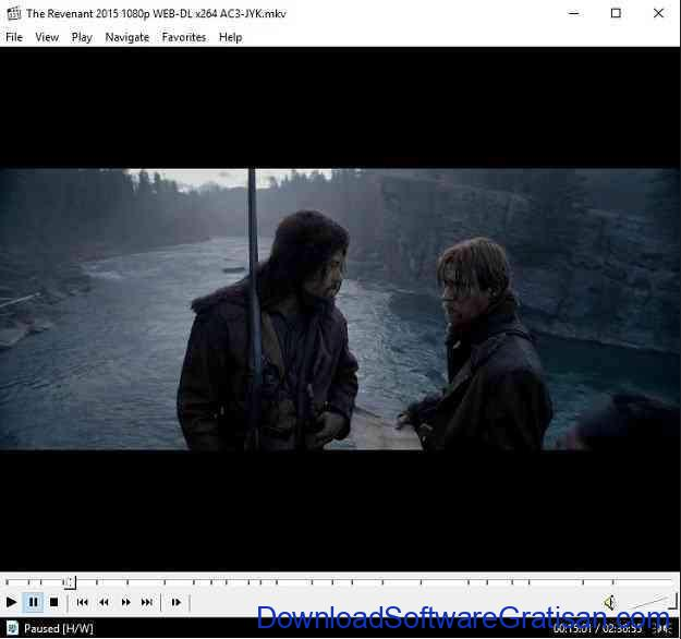 Download Aplikasi Media Player Gratis PC: Media Player Classic