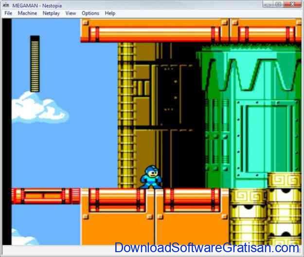 Download Emulator Nintendo Gratis Terbaik : Nestopia