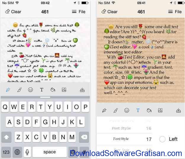 12 Aplikasi Font Gratis untuk iPhone dan iPad Font Dresser