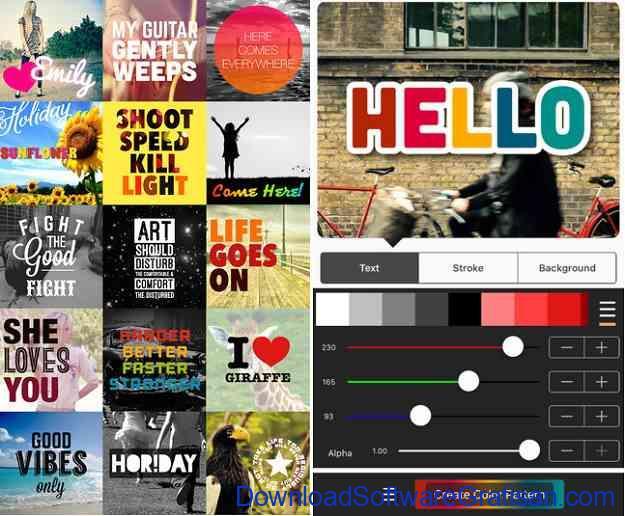 12 Aplikasi Font Gratis untuk iPhone dan iPad Phontos