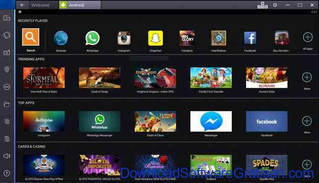 Download Bluestack Terbaru Emulator Android untuk PC