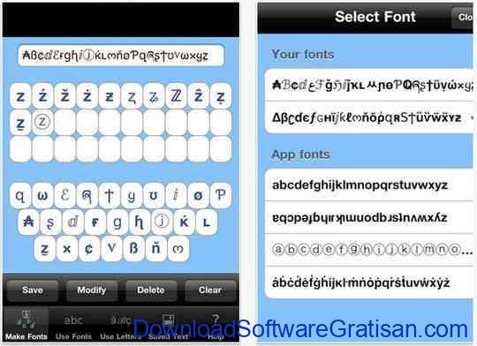 Font Maker