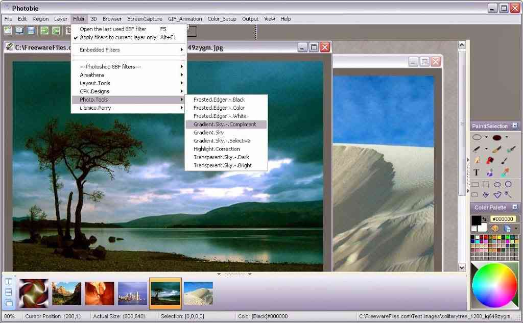 Aplikasi Gratis Untuk Edit Foto : Photobie