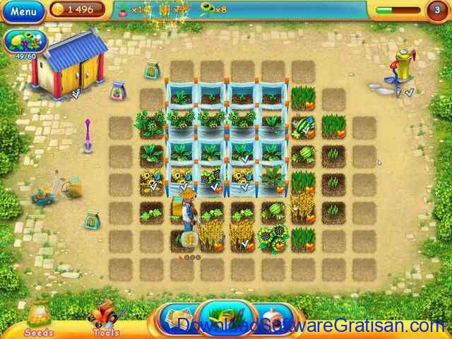 Download Game Pertanian & Berkebun PC Virtual Farm 2