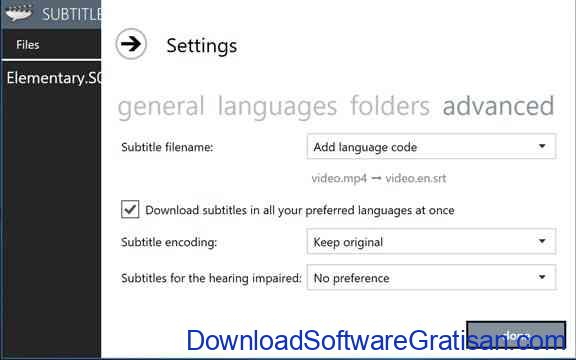 Aplikasi Download Subtitles Gratis Subtitles Multiple Lang