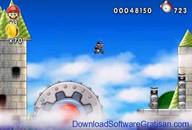 Permainan Gratis Game Super Mario 3 Mario Forever