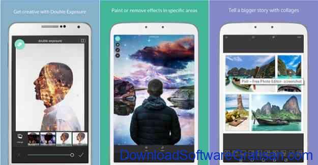 aplikasi edit foto android gratis terbaik pixlr express