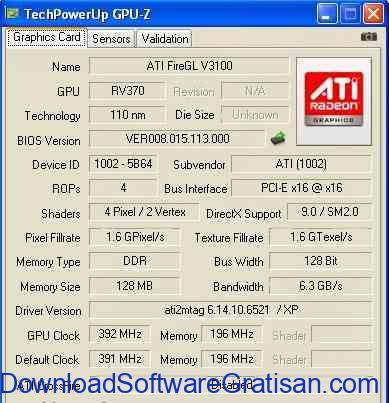 Download GPU-Z Terbaru Aplikasi Informasi Kartu Grafis & GPU