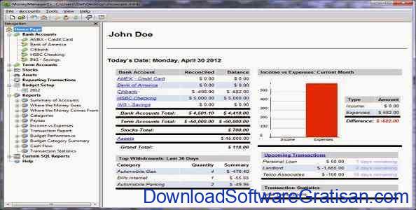Aplikasi Gratis untuk Kelola Keuangan Pribadi di PC