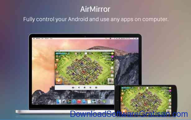 Aplikasi yang wajib di instal di android Airdroid