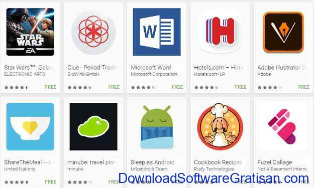 Aplikasi Terbaik yang Harus Diinstal di Android Kamu