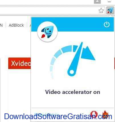 Aplikasi untuk mempercepat internet Hola