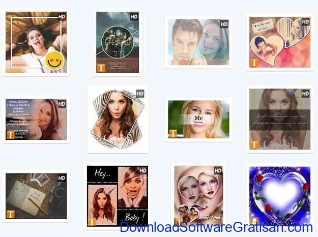 Aplikasi Bingkai Foto Pixiz