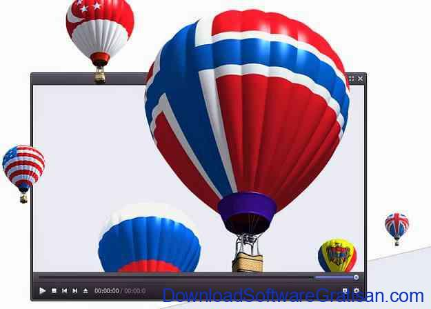Pemutar Video atau Media Player Gratis Terbaik Potplayer