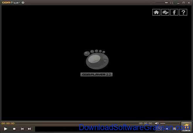 Pemutar Video atau Media Player Gratis Terbaik gom