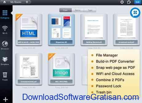 Aplikasi Mengubah PDF ke Word di Hp Docas