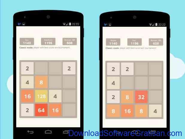 5 Game Android untuk Mengasah Otak 2048