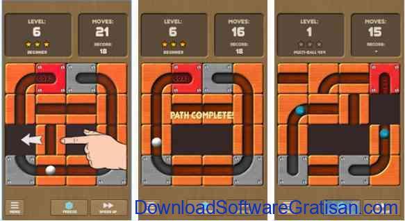 5 Game Android untuk Mengasah Otak Unroll Me