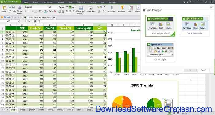 Aplikasi Alternatif Office WPS Office
