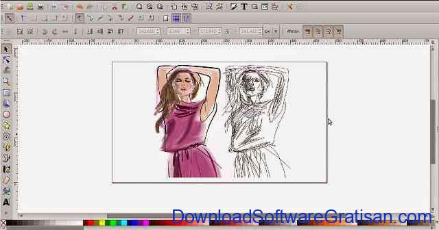 Download Inkscape Terbaru Aplikasi Grafis Vektor Alternatif CorelDraw