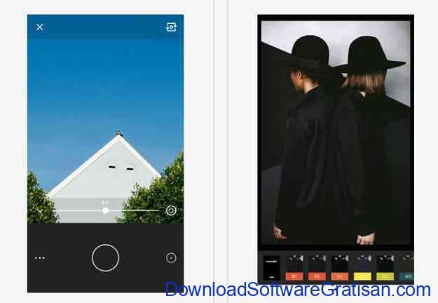 Aplikasi Kamera dan Edit Foto Gratis VSCO Cam