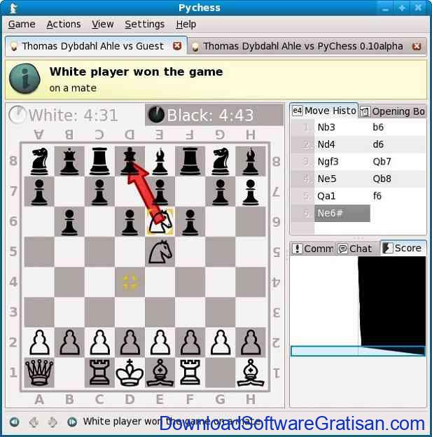 game catur Pychess