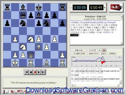 permainan catur fritz