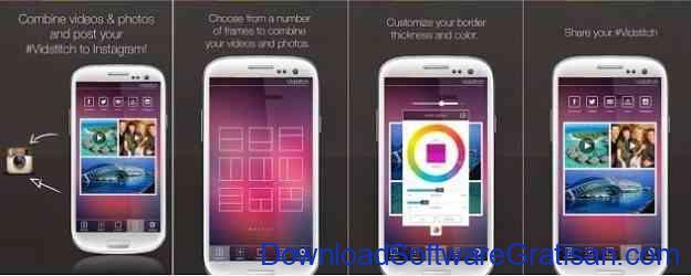 aplikasi edit video android terbaik dan terlaris vidstich