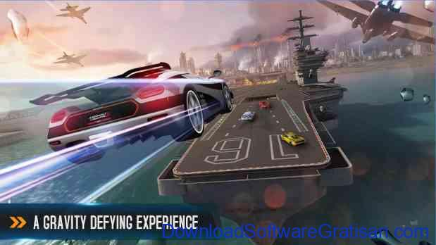 Game Android ASPHALT 8 AIRBORNE