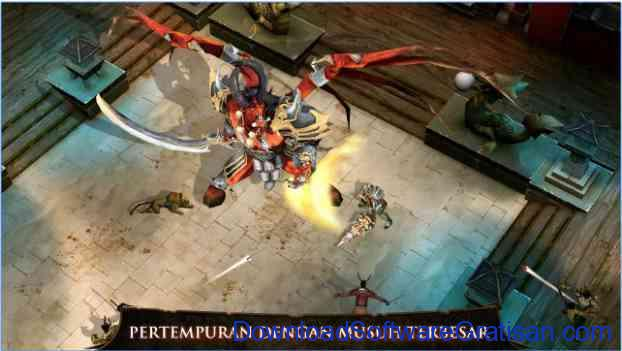 Game Android Dungeon Hunter 4