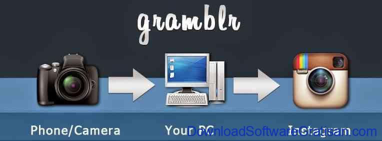 Aplikasi Untuk Upload Instagram Dari PC : Gramblr