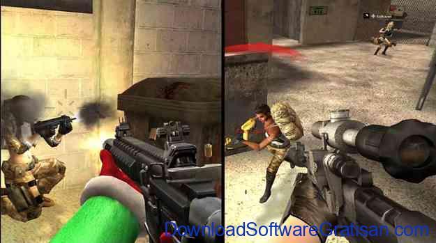 Game Perang MMO FPS untuk PC War Rock Combat