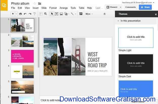 6 Aplikasi Presentasi Terbaik Alternatif PowerPoint Google Presentation