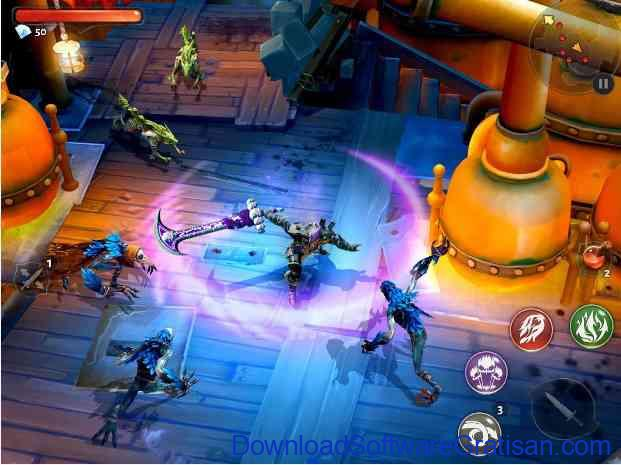 Game RPG Gratis untuk Android Dungeon Hunter 5