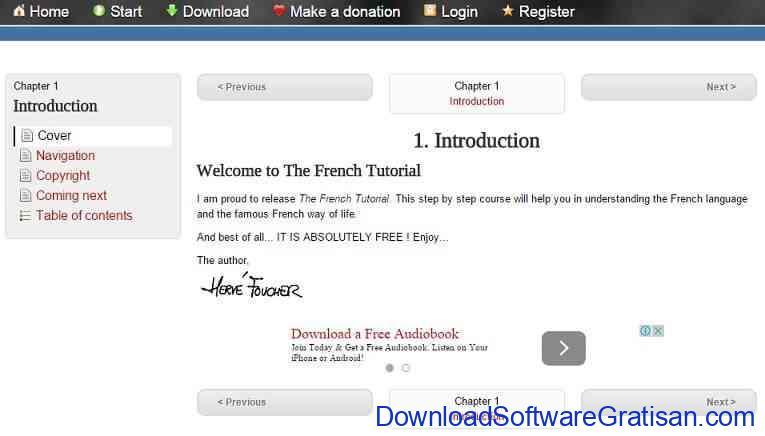Aplikasi Terbaik untuk Belajar Bahasa Perancis  The French Tutorial