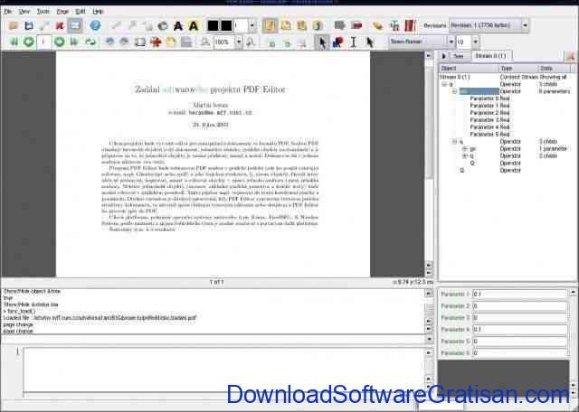 Aplikasi Edit PDF - PDFedit