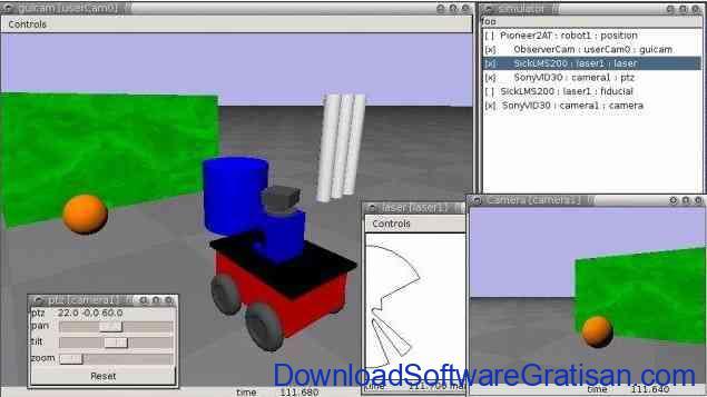 Aplikasi Robotika Player