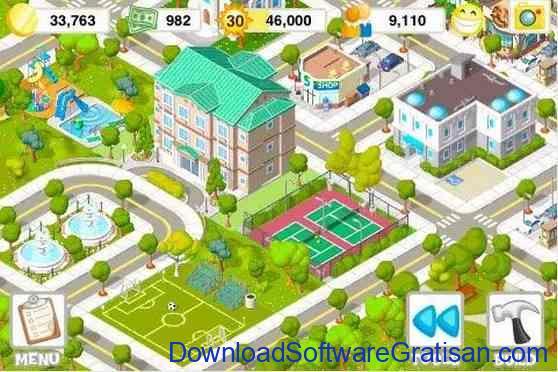 Game Membangun Kota & Desa Terbaik untuk Android - City Story