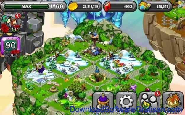 Game Membangun Kota & Desa Terbaik untuk Android - DragonVale