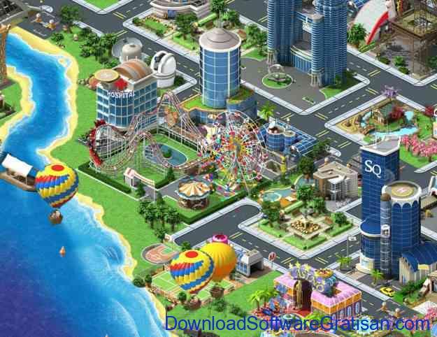 Game Membangun Kota & Desa Terbaik untuk Android Megapolis