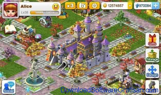 Game Membangun Kota & Desa Terbaik untuk Android - Miracle City