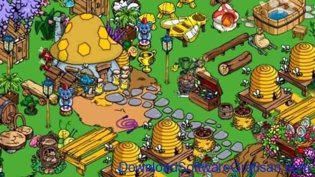 Game Membangun Kota & Desa Terbaik untuk Android - Smurfs Village