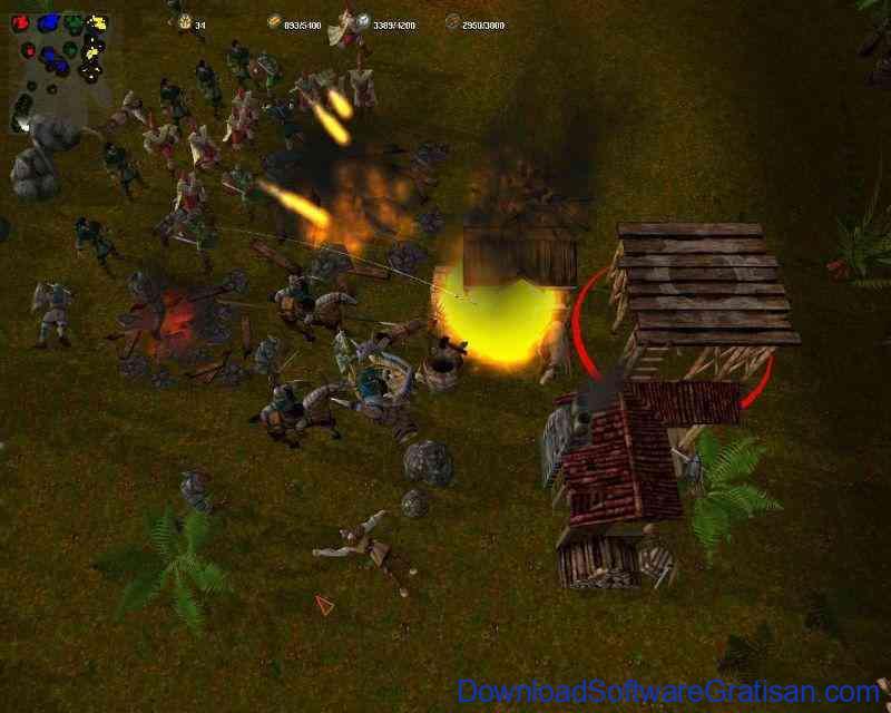 MegaGlest war