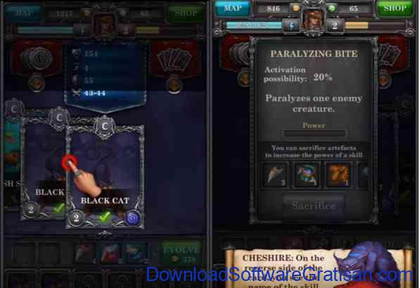 4 Game RPG Android Gratis Terbaik DOE