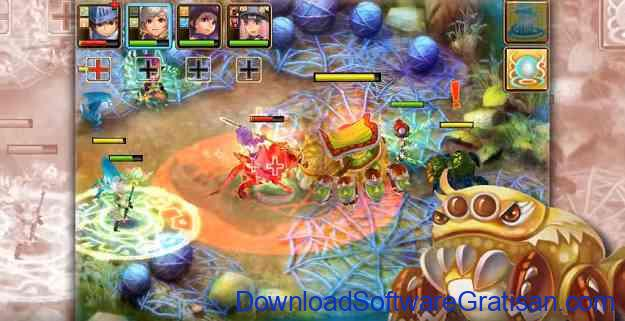 4 Game RPG Android Gratis Terbaik Legend of Roland