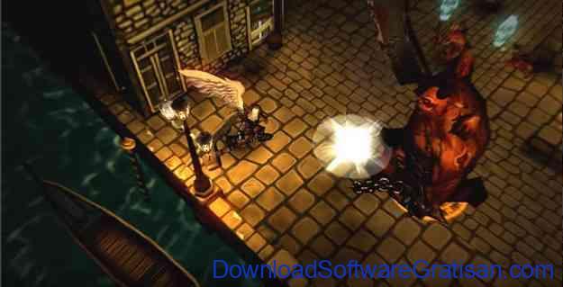 4 Game RPG Android Gratis Terbaik SoulCraft