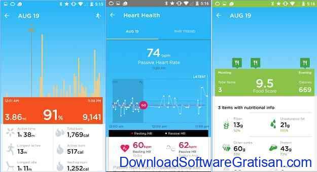Aplikasi Fitness Gratis Terbaik untuk Android