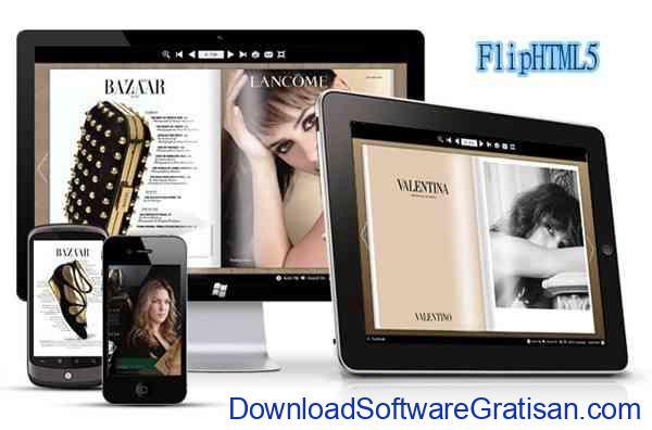 Aplikasi Flipbook Untuk Membuat Majalah, Katalog, Album Foto, Dan Brosur Online